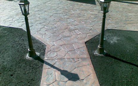 садовая дорожки бетонная своими руками