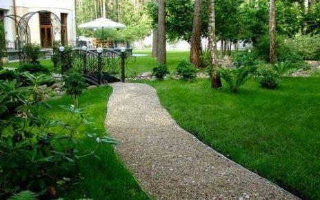 садовая дорожки своими руками