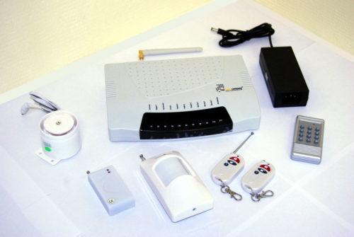 Параметры, учитываемы при выборе охранной gsm системы