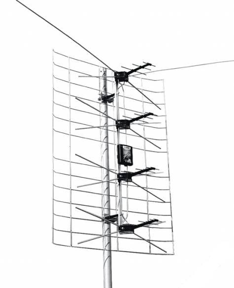 Примеры некоторых дачных антенн