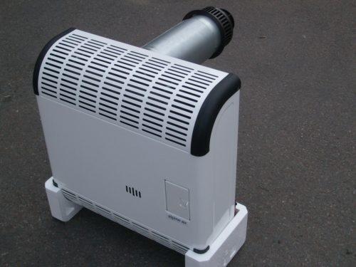 Виды газовых обогревателей фото