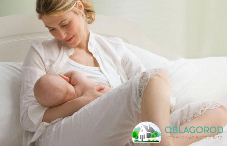 Польза для беременных и кормящих грудью женщин