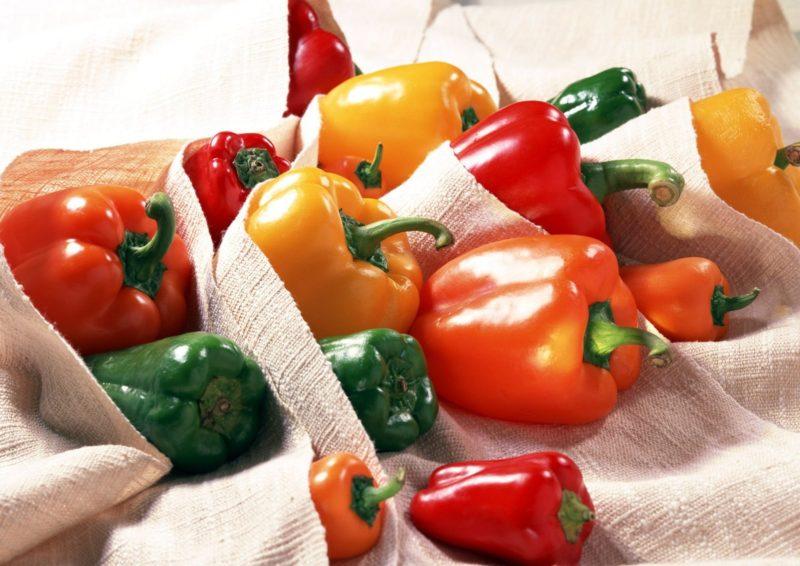 Сладкий перец –история происхождения