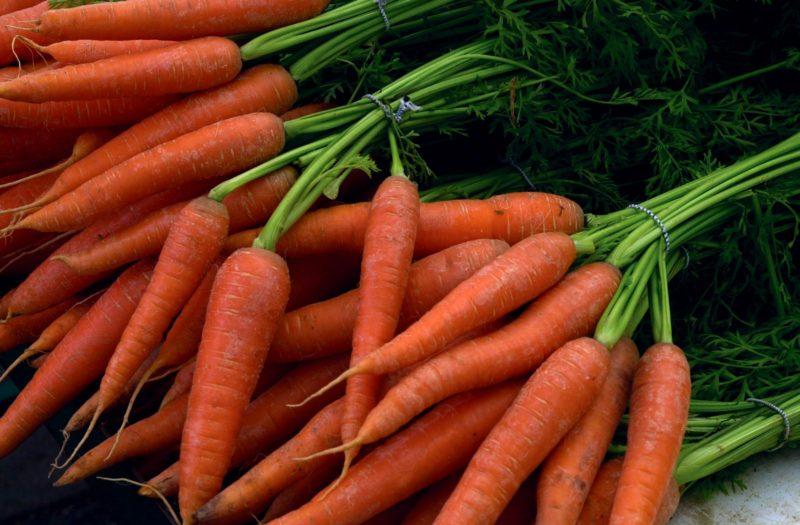 Чем полезен оранжевый овощ