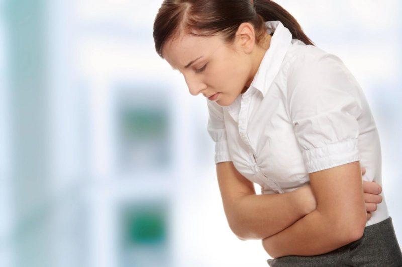 Заболевание подагрой, панкреатитом (в период обострения), язвой желудка, гастритом, желчнокаменной болезнью