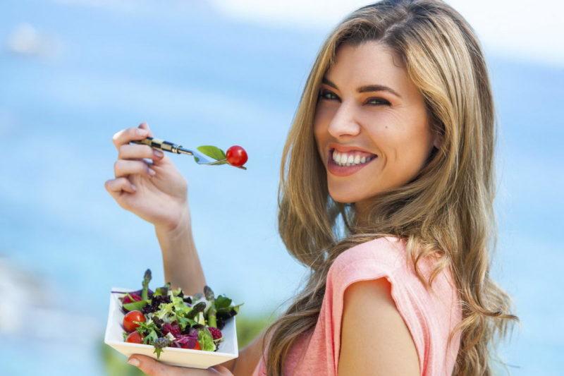 Улучшает процесс пищеварения