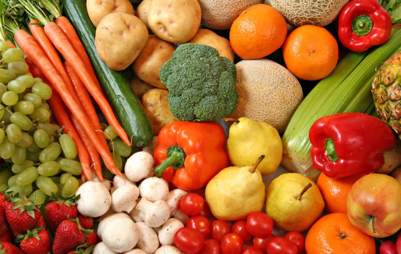 В рацион козы можно включать практически все виды овощей.