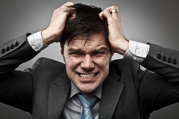 Нервный стресс, повышенная утомляемость