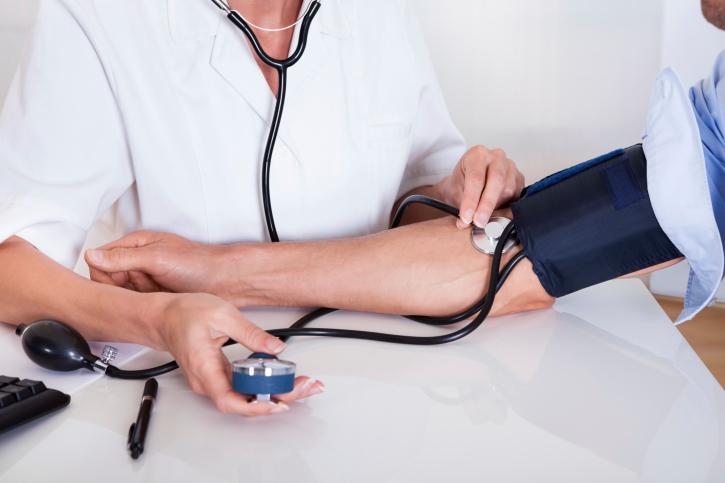 Нормализация артериального давления