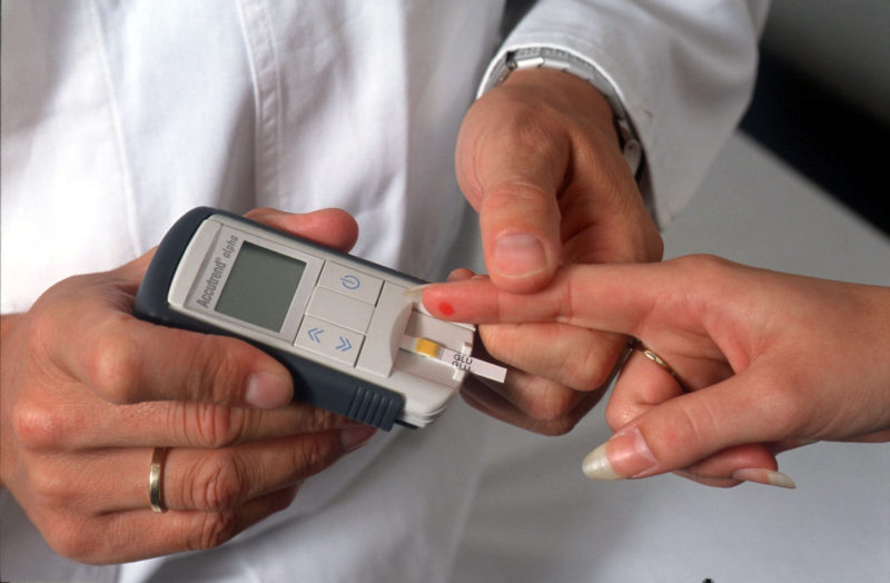 Снижение уровня сахара в крови