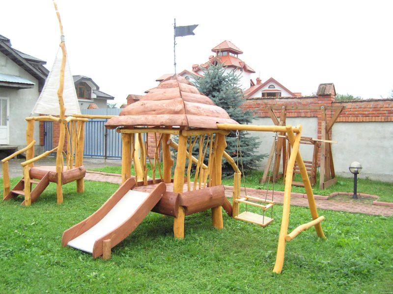 Зона отдыха для детей